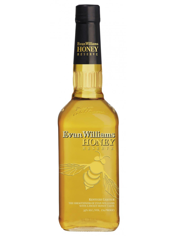 Evan Williams Honey 35% 0,7l