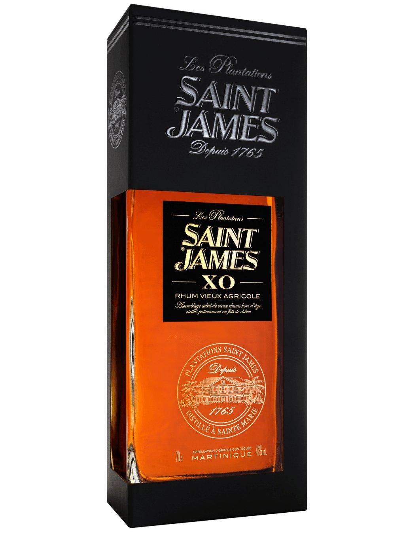 Saint James Vieux XO 43% 0,7l