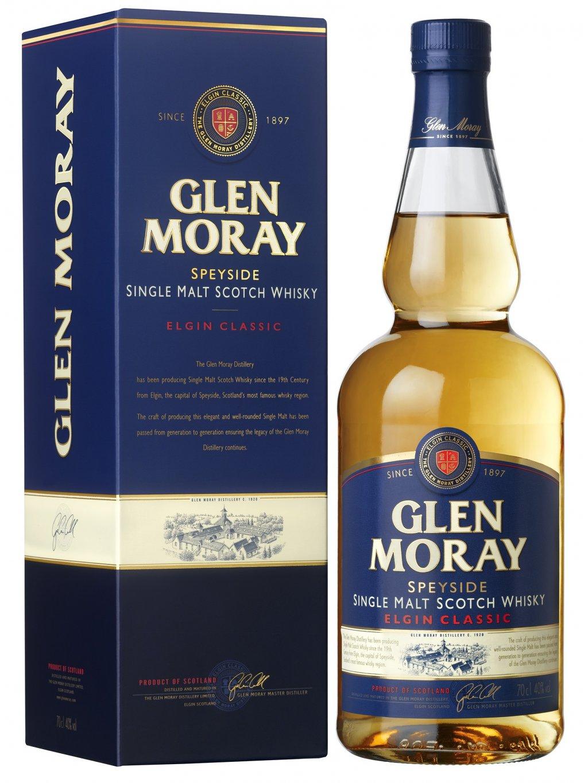Glen Moray Classic 40% 0,7l