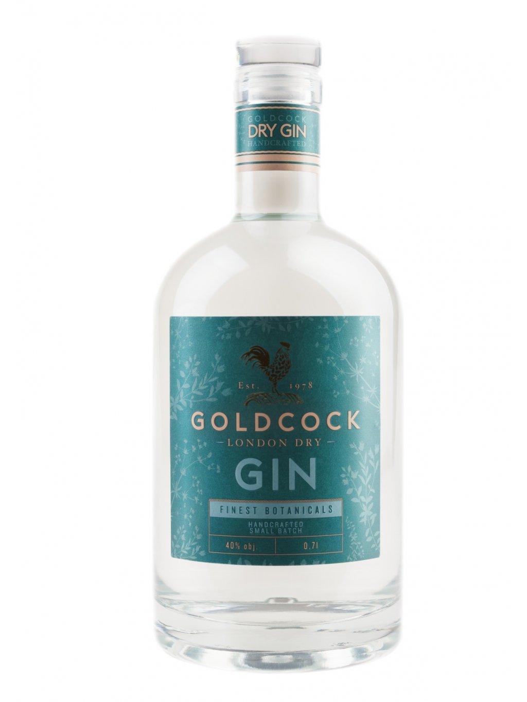 GOLDCOCK Gin 40% 0,7l