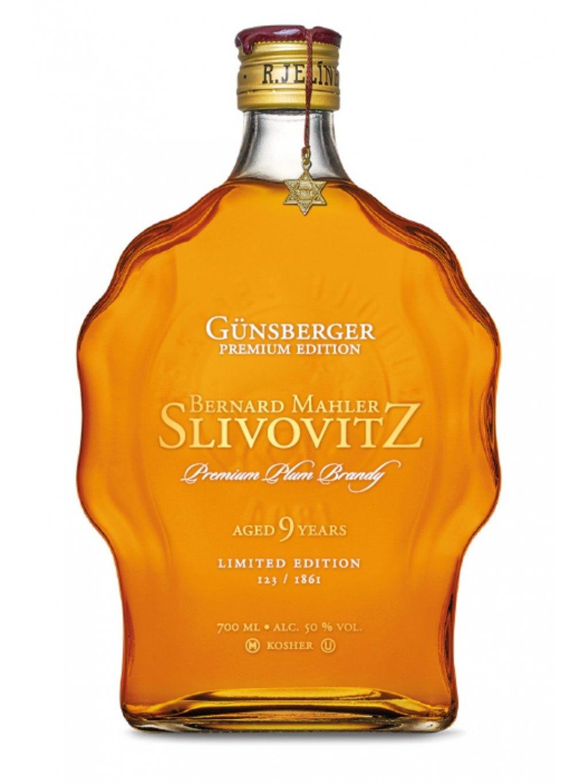 Mahler Slivovitz 9yo 50% 0,7l