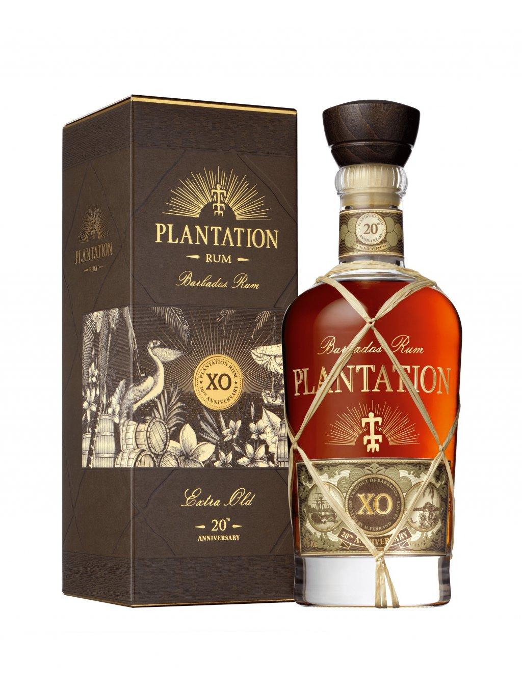 Plantation 20th Anniversary X.O. 40% 0,7l