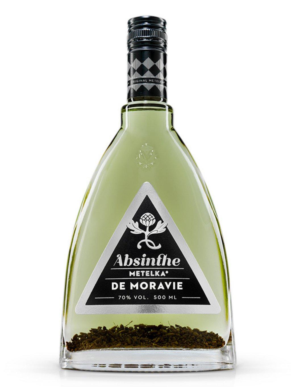 Absinthe De Moravie 70% 0,5l