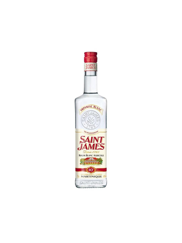 Saint James Imperial Blanc 40% 0,7l