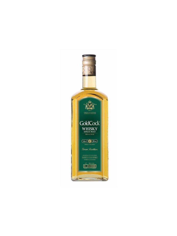 Gold Cock 12yo 43% 0,7l