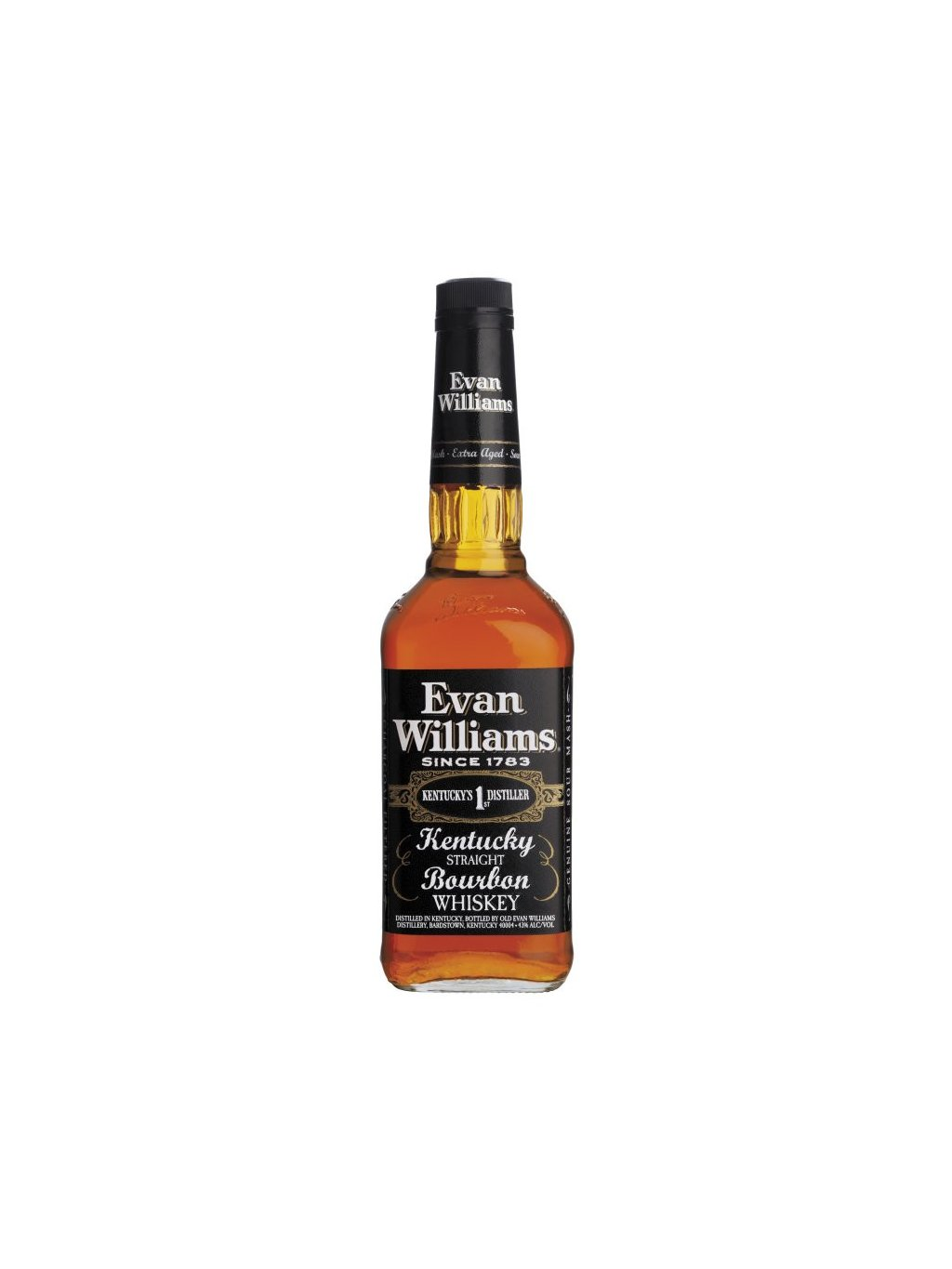 Evan Williams Black 43% 0,7l
