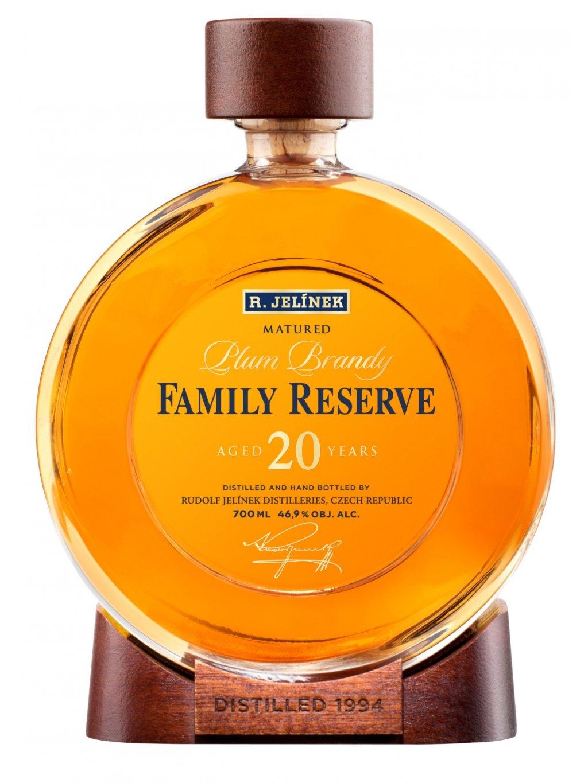 Family Reserve 46,9% 0,7l