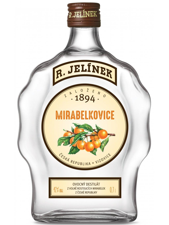Mirabelkovice 42% 0,7l