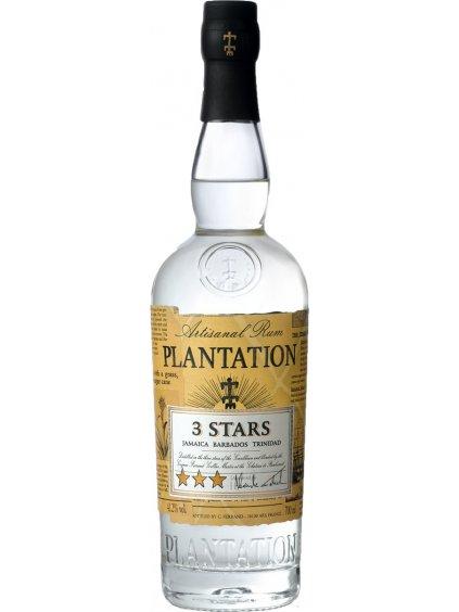 Plantation white 3* 41,2% 0,7l