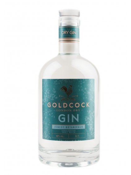 GoldCock Gin 42% 0,7l