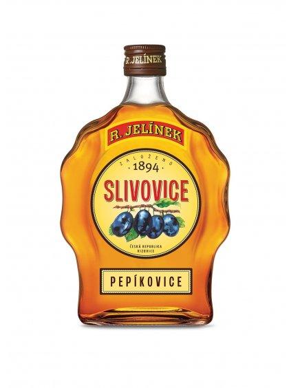 Slivovice zlatá 45% 0,7l s dárkovou etiketou