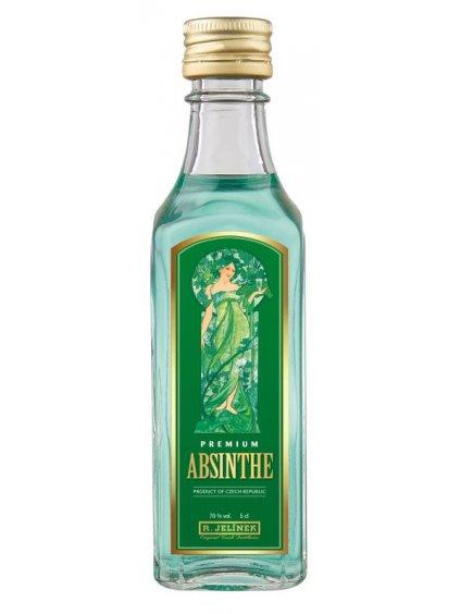 Premium Absinthe 70% 0,05l