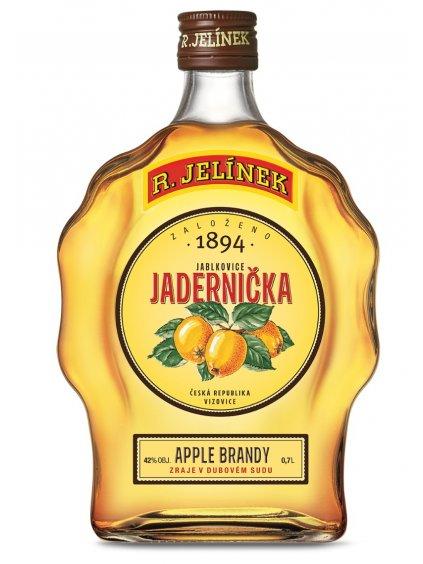 Jablkovice Jadernička 42% 0,7l