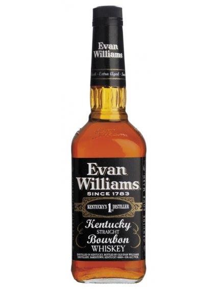 Evan Williams Black 43% 0,7l
