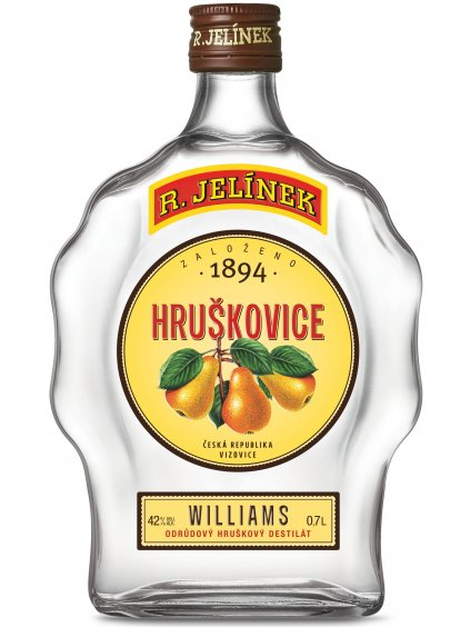 Hruškovice Williams 42% 0,7l