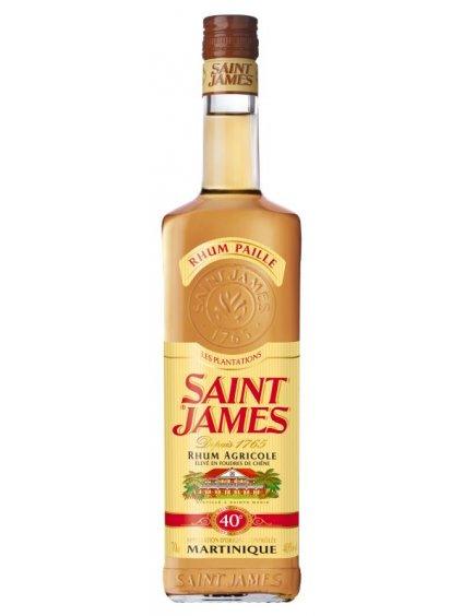 Saint James Paille 40% 0,7l
