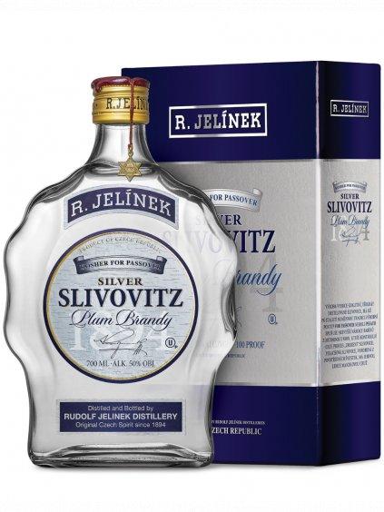 Silver Slivovitz kosher 50% 0,7l
