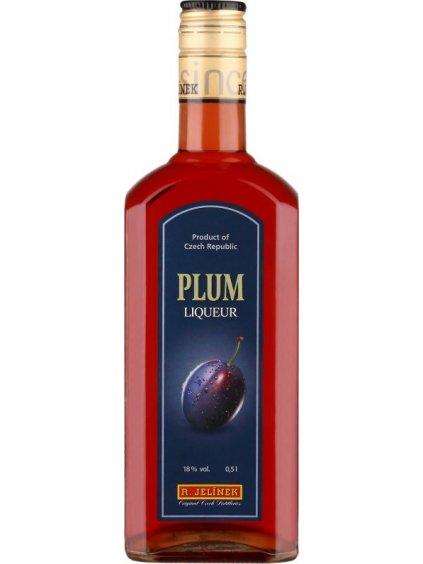 Plum liqueur 18% 0,5l