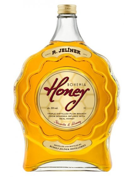 Dárková Bohemia Honey 35% 3l