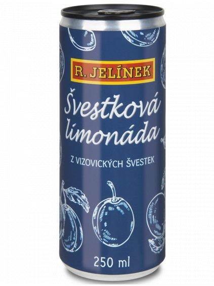 Švestková limonáda 250 ml
