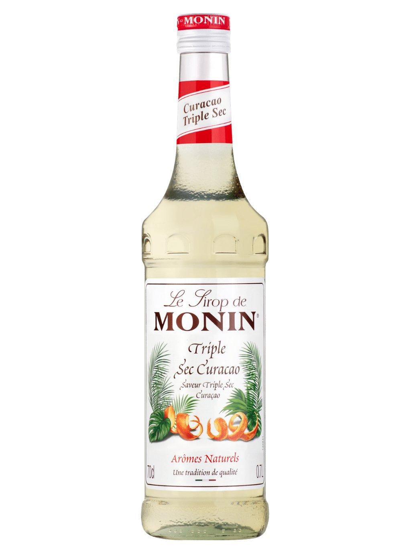 Monin sirup Triple Sec Curacao 0,7l