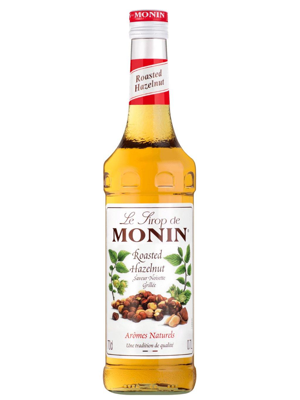 Monin sirup pražené lieskové oriešky 0,7l