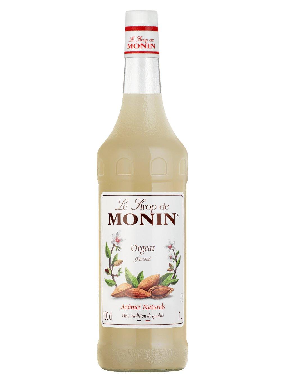 Monin sirup mandľa 1l