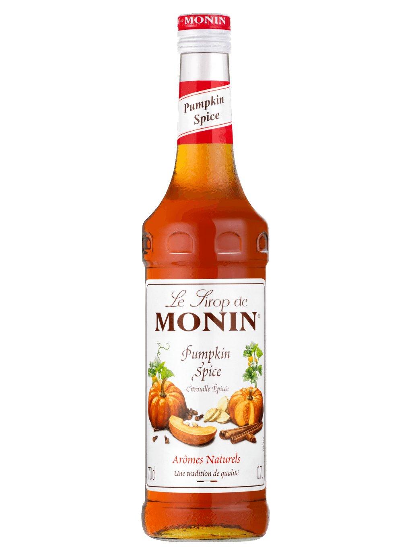 Monin sirup tekvicové korenie 0,7l