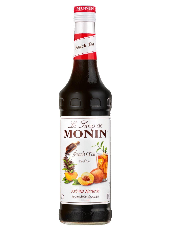 Monin sirup broskyňový čaj 0,7l