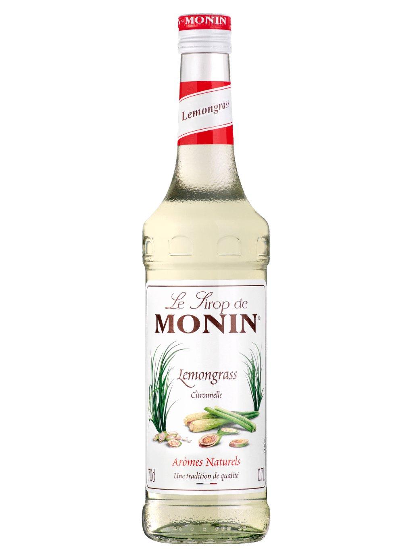 Monin sirup citrónová tráva 0,7l