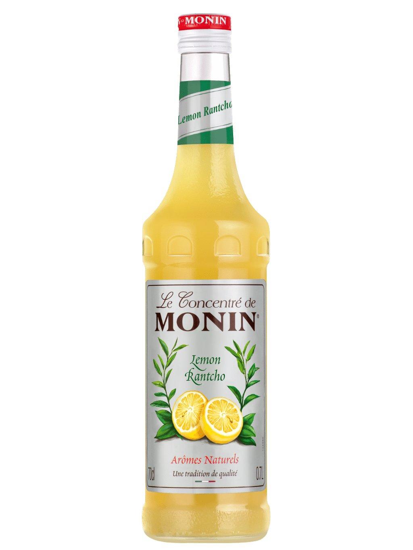 Monin koncentrát rančo citrón 0,7l
