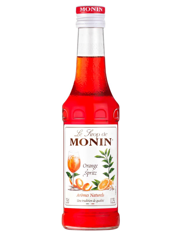 Monin sirup Orange Spritz 0,25l