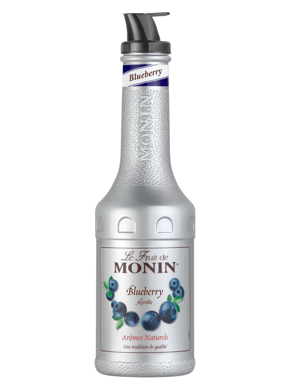 Monin pyré čučoriedka 1l