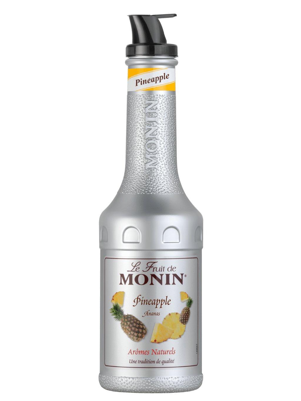 Monin pyré ananás 1l