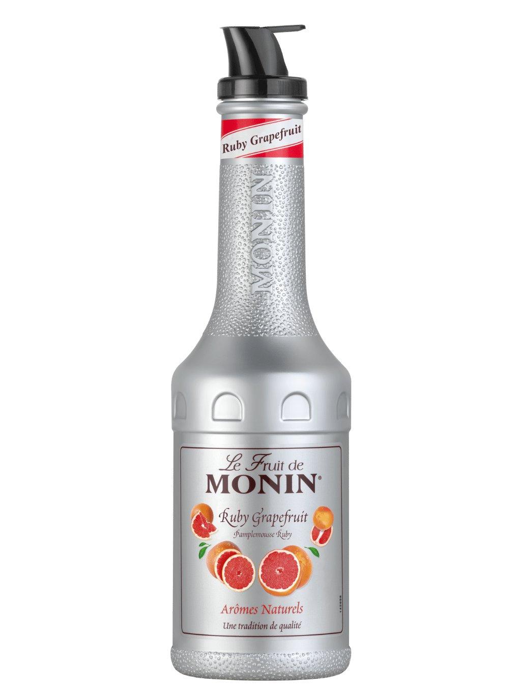 Monin pyré ruby grapefruit 1l
