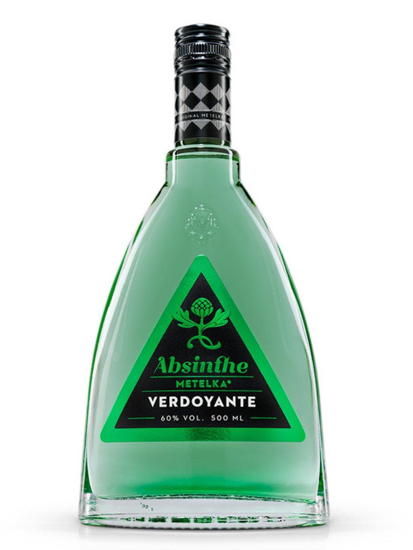 Absinthe Verdoyante 60% 0,5l