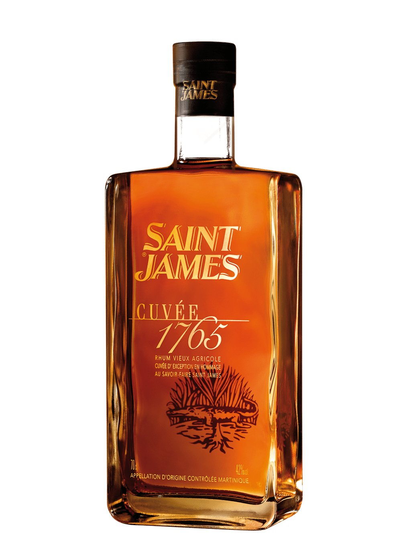 Saint James Cuvée 1765 42% 0,7l
