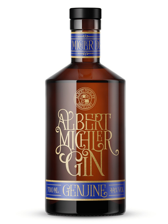 Albert Michler Gin Genuine 44% 0,7l