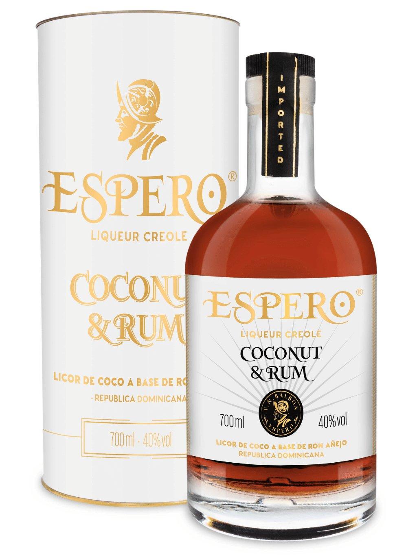 Espero Coconut & Rum 40% 0,7l