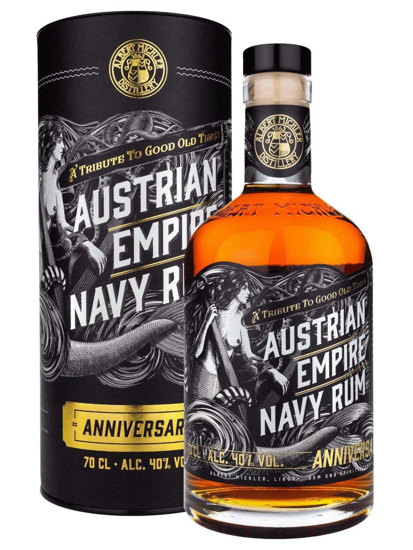 Albert Michler Navy Anniversary 40% 0,7l