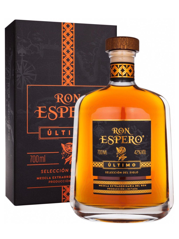 Ron Espero Ultimo 42% 0,7l