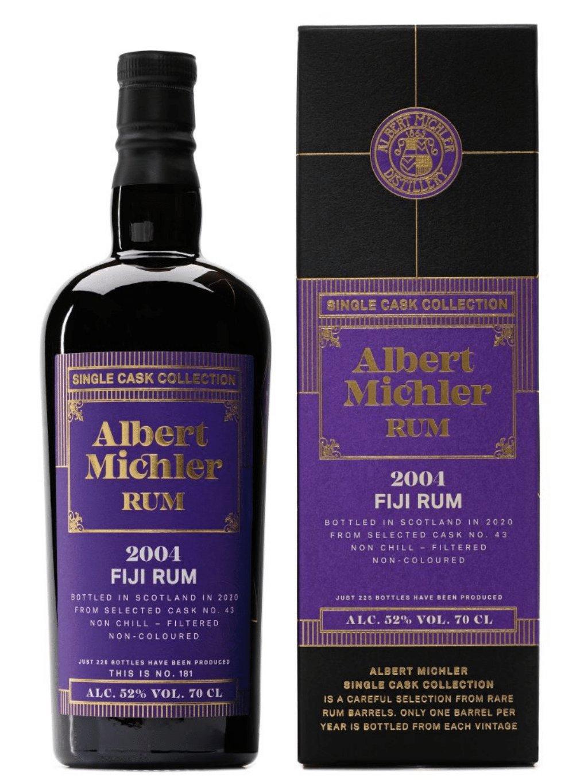 Albert Michler Single Cask Fiji 2004 52% 0,7l