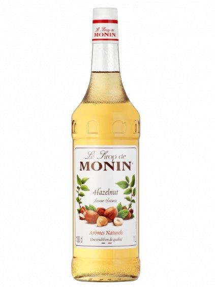 Monin sirup lieskový oriešok 1l