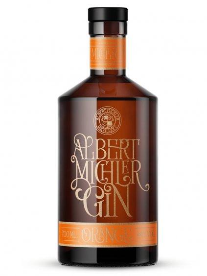 Albert Michler Gin Orange 44% 0,7l