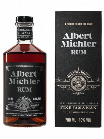 Albert Michler Rum Jamaican 40% 0,7l