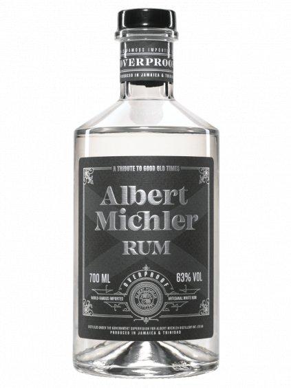 Albert Michler Rum Overproof 63% 0,7l