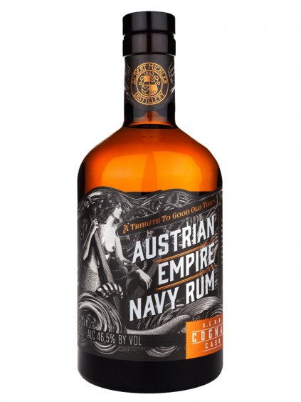 Albert Michler Navy Cognac 46,5% 0,7l