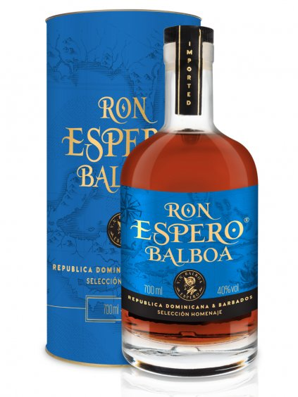 Ron Espero Balboa 40% 0,7l