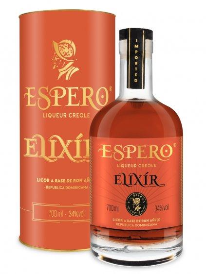 Ron Espero Elixír 34% 0,7l