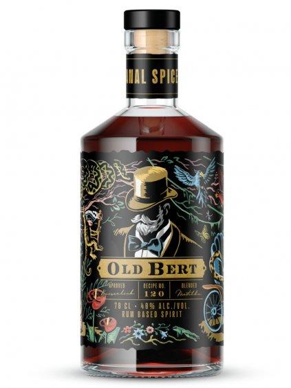 Old Bert Spiced 40% 0,7l